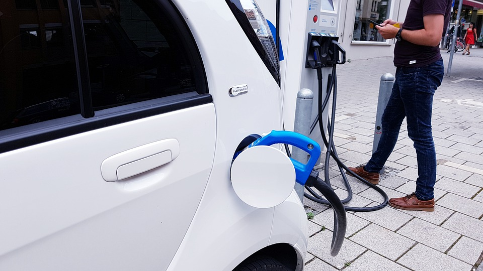voiture électrique plus économique