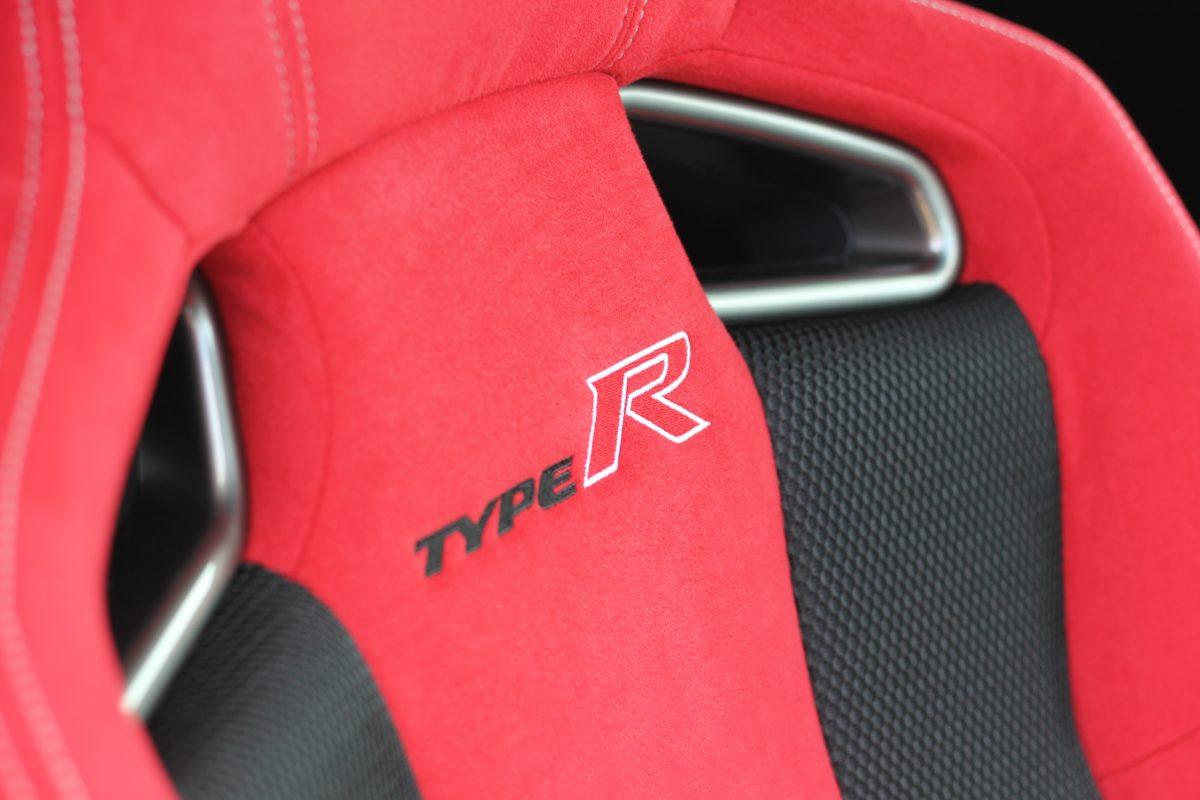 Civic Type R sièges baquets