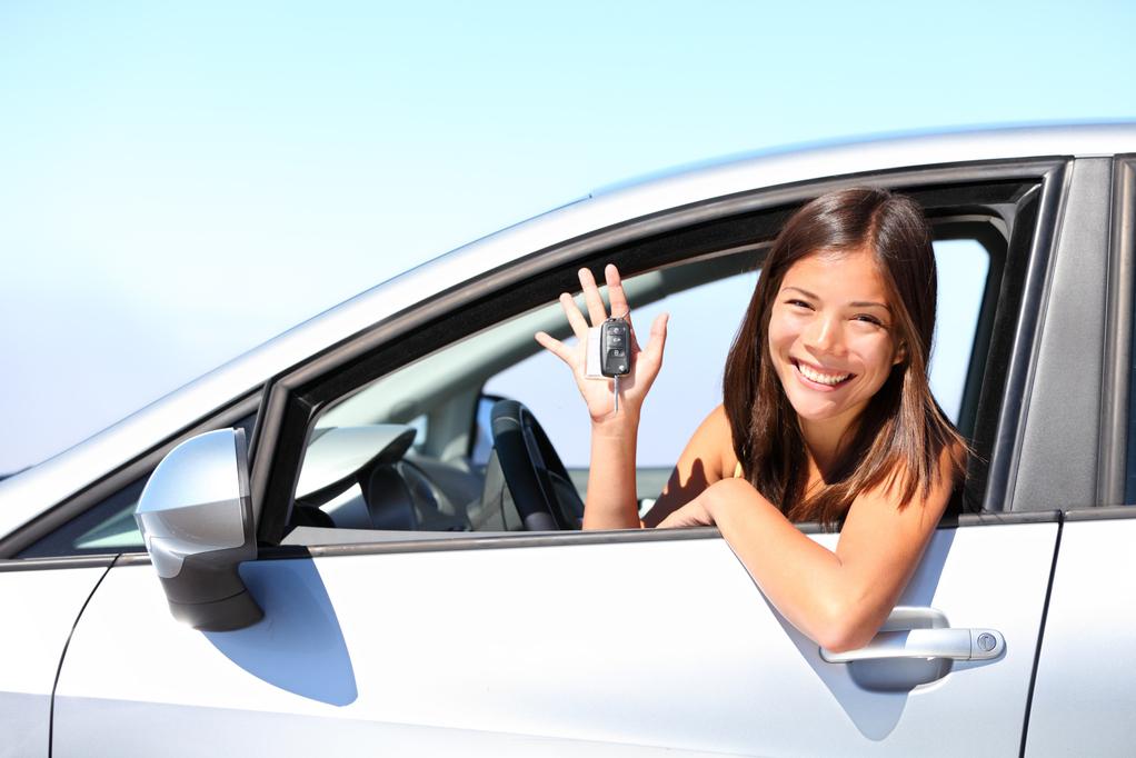 louer une voiture en étant jeune conducteur