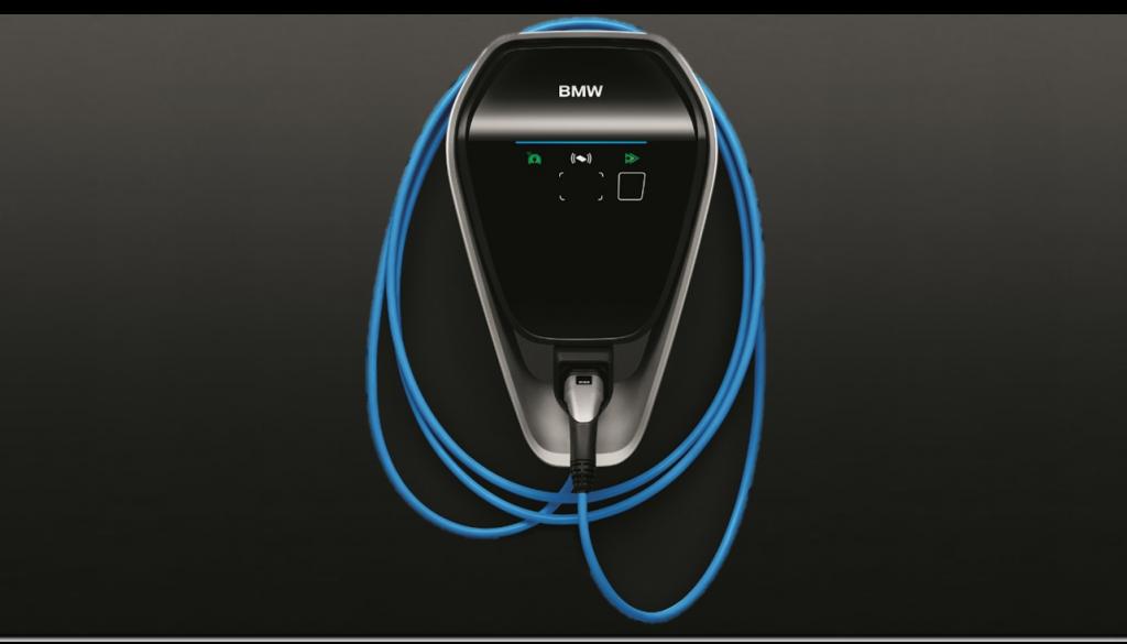 borne de recharge BMW