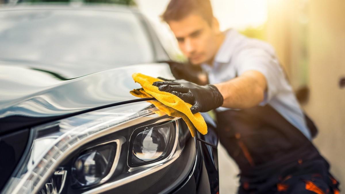 avantages nettoyage voiture sans eau